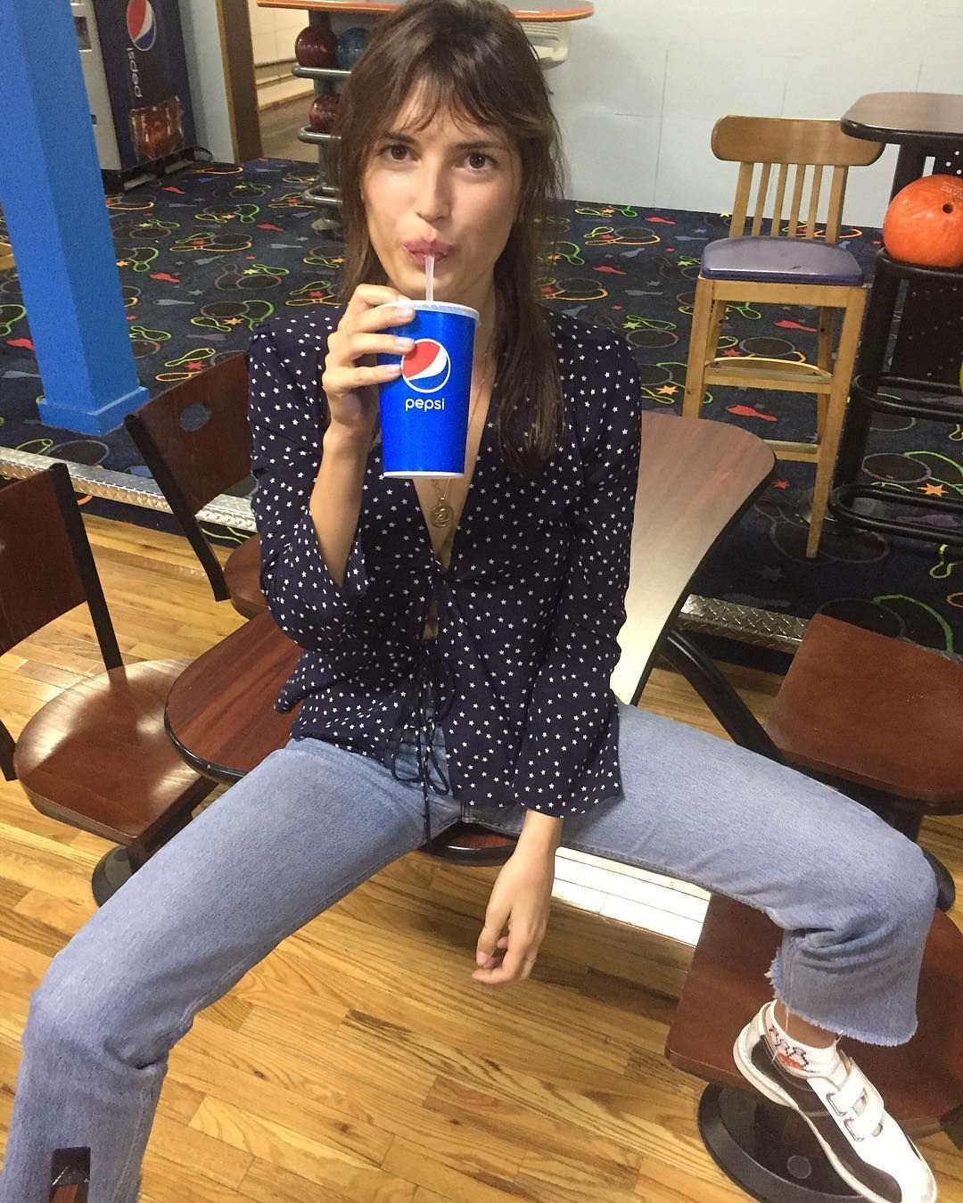 Fappening Selfie Jeanne Damas naked photo 2017