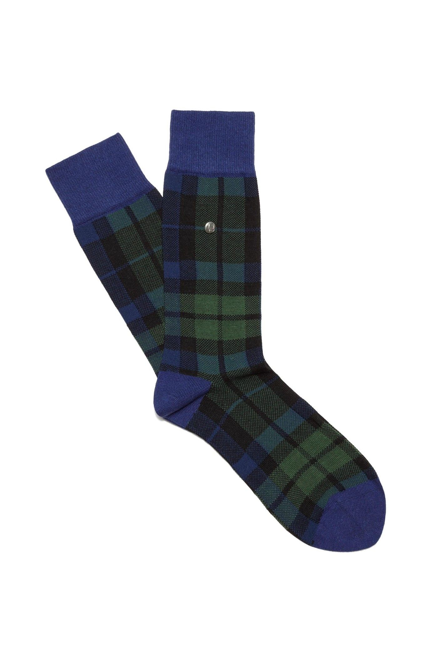 b46f26db61e6f Fred Perry - Black Watch Tartan Socks Ivy | Perry Bosstone | Socks ...