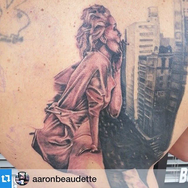 Amazing work by eternal fremont tattoo artist aaron for Eternal tattoo fremont