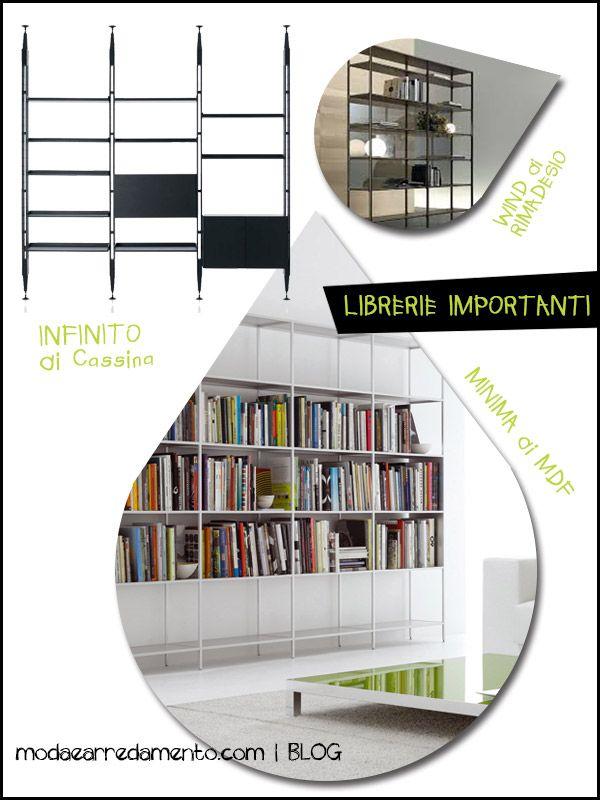 LE DIVE: le librerie importanti per chi cerca l'esclusività.