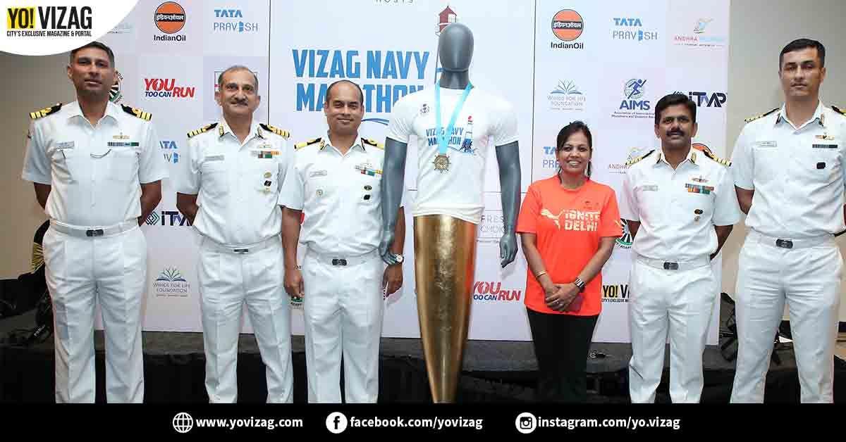Vizag Navy Marathon 2019 To Go The Eco Friendly Way Carbon Footprint Eco Friendly Friendly