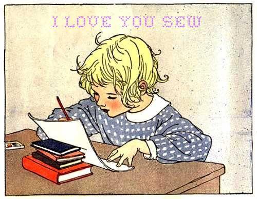 I Love You Sew