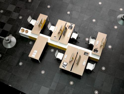 Gap workstation desks by Della Valentina | Workstation Desks ...