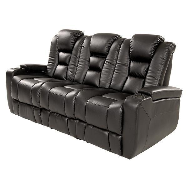 Transformer Black Power Motion Sofa Ideas For The House