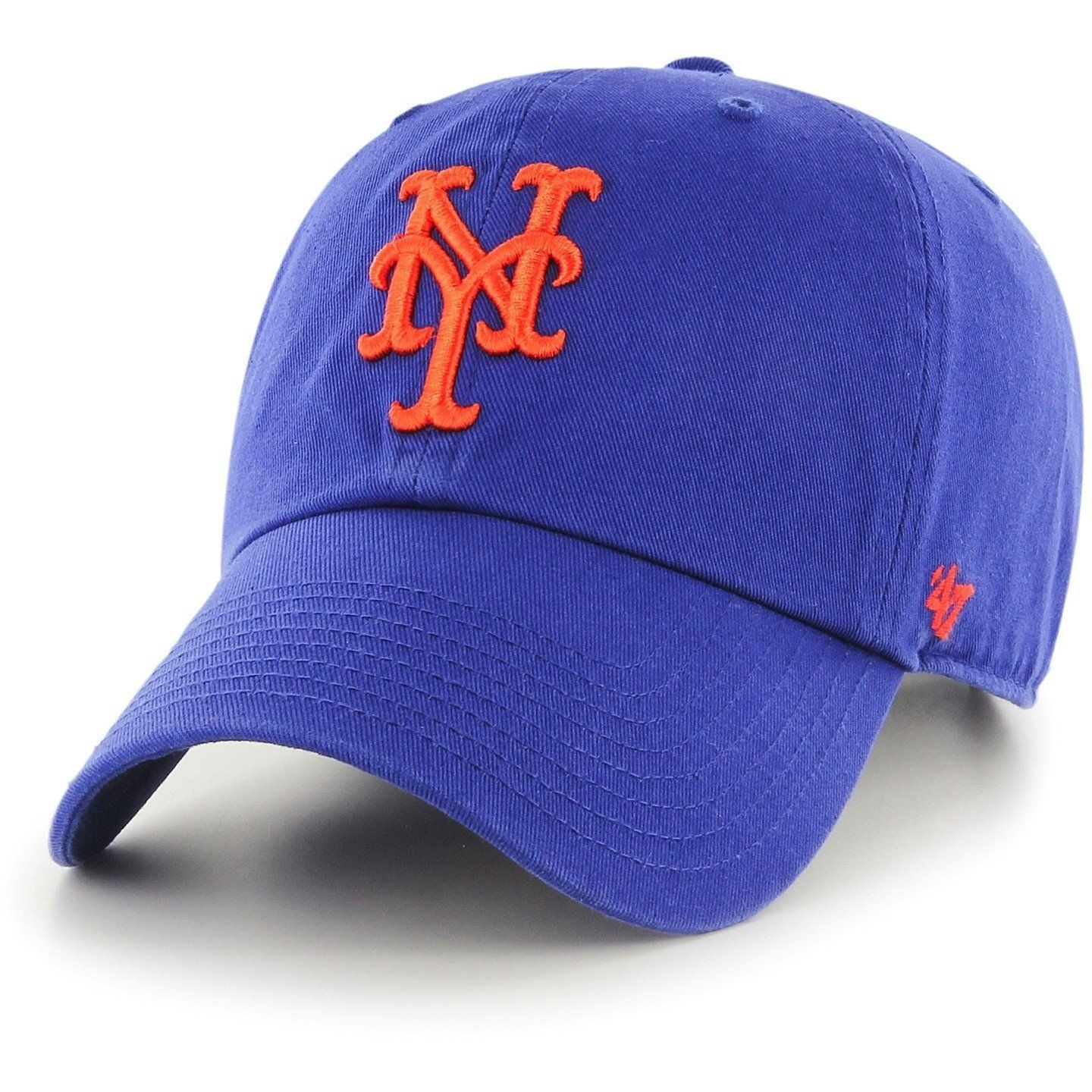 uk store get online affordable price 47 Brand New York Mets Clean Up Hat | New york mets, Wash baseball ...