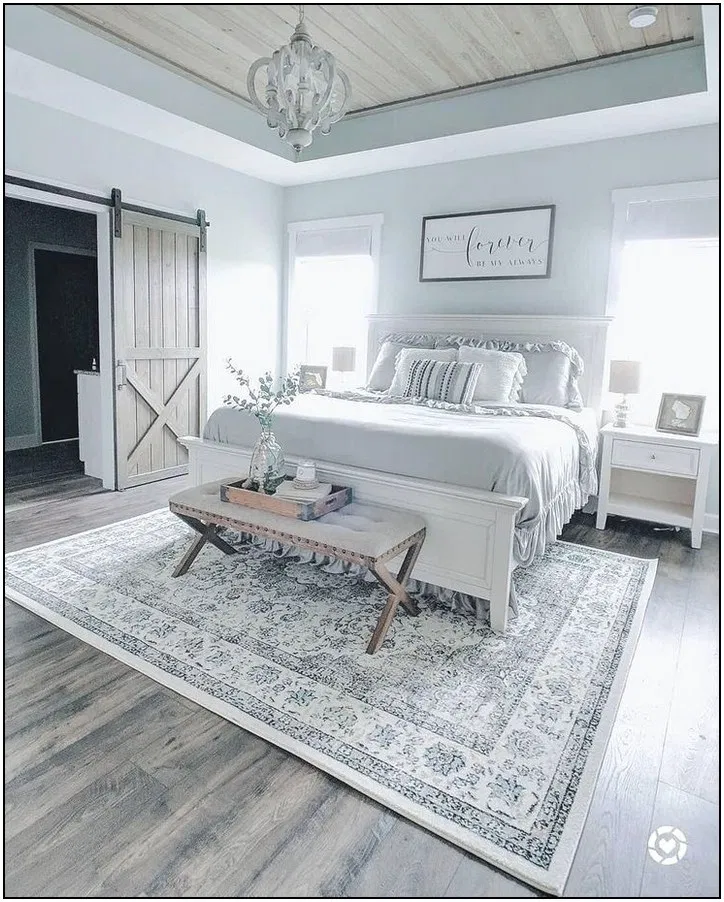 151 Magnificient Master Bedroom Decorating Ideas Page 23 In 2020