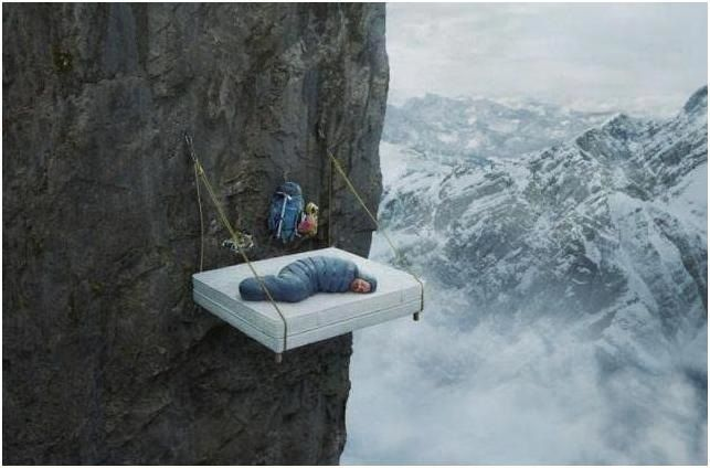 Funny Rock Climbing Pictures