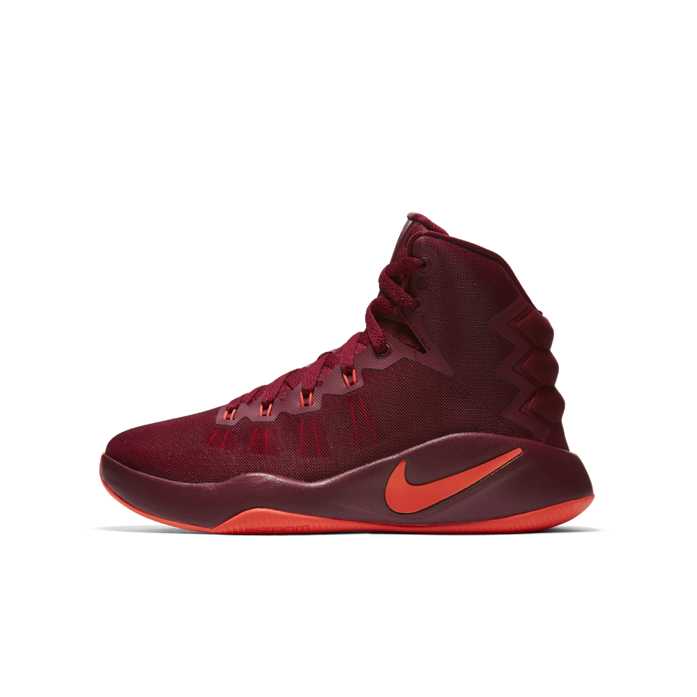 cheap for discount 21eb2 155e7 ... Nike Hyperdunk 2016 Big Kids Basketball Shoe Size 6.5Y (Red) - Clearance  . ...