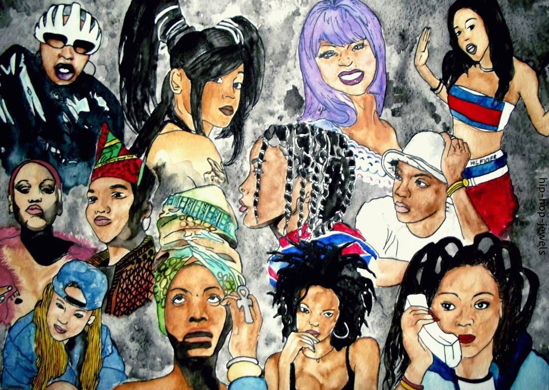 Left Eye And Lil Kim 'A Tribute ...