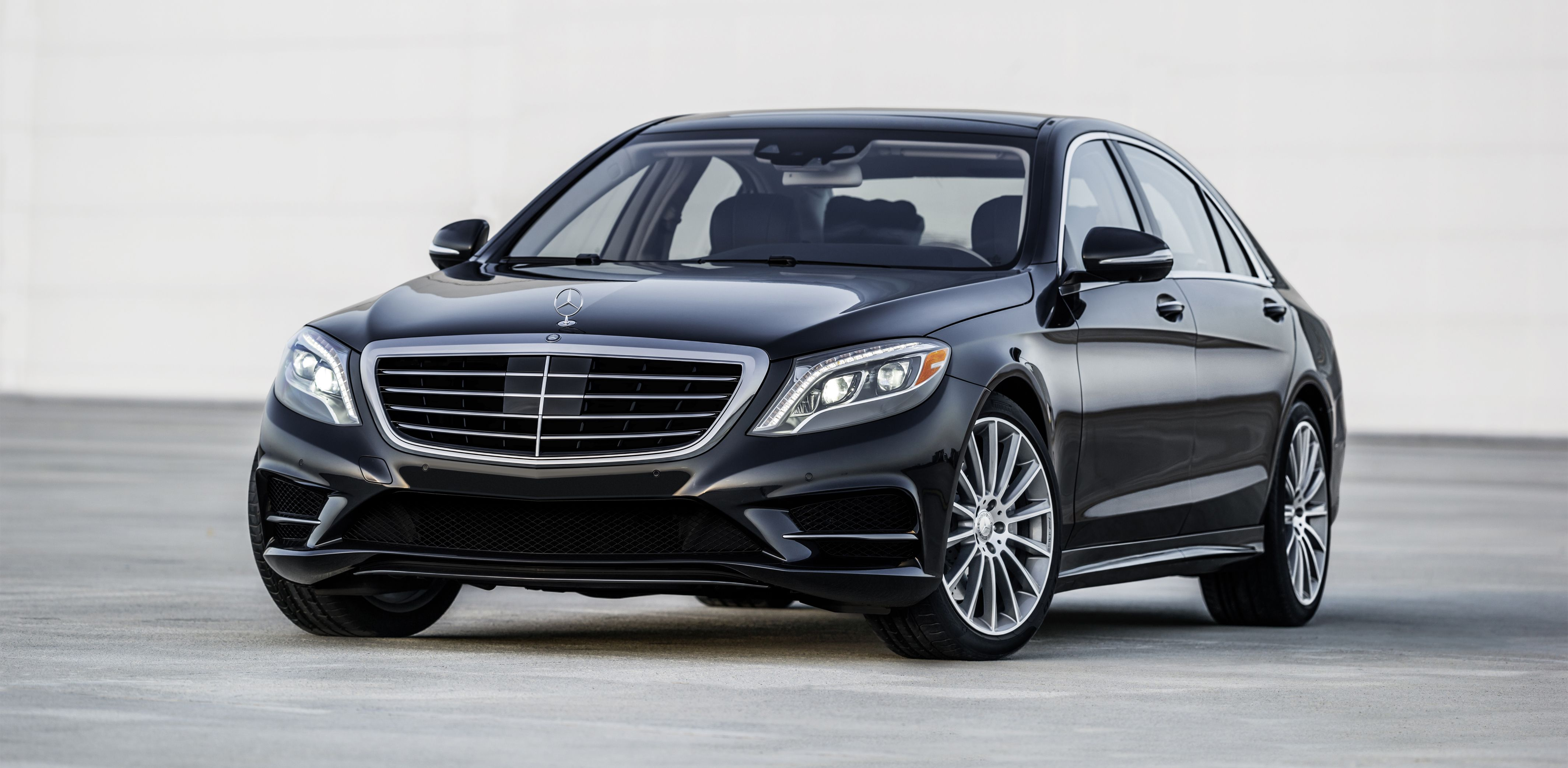 New Mercedes-Benz S-Class in Encino | Mercedes-Benz of ...