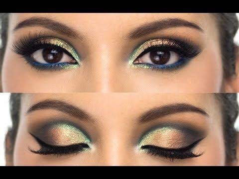 Makeup Look   con la Anastasia Subculture Palette - YouTube