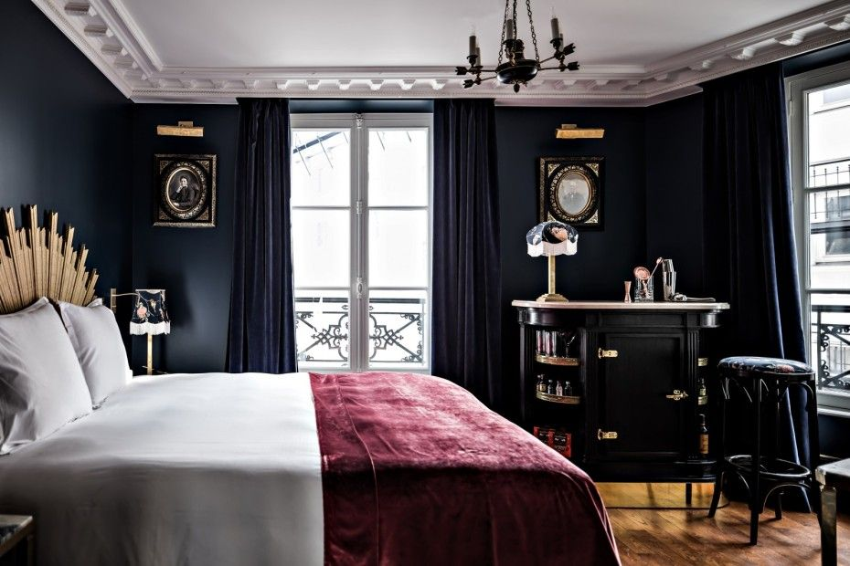 The Messy Nessy Chic Paris Hotel Guide