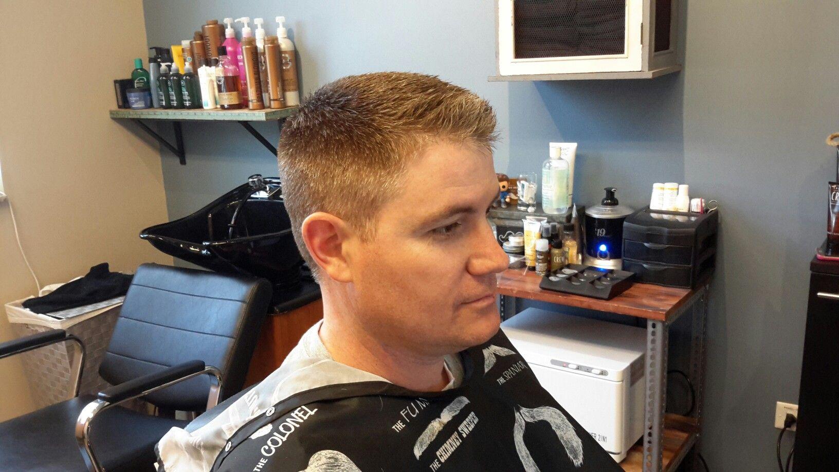 Mens high and tight haircut short haircut shearperfection  menus hairstyles  pinterest