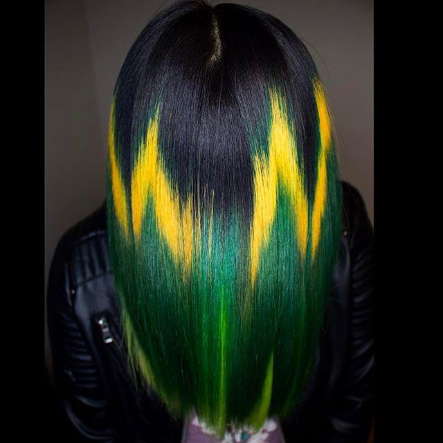 Jamaica Hair Color
