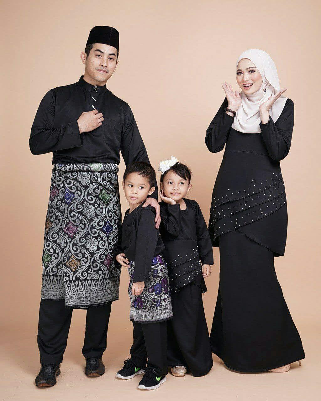 Pakaian Adat Melayu Riau Baju Melayu Wanita