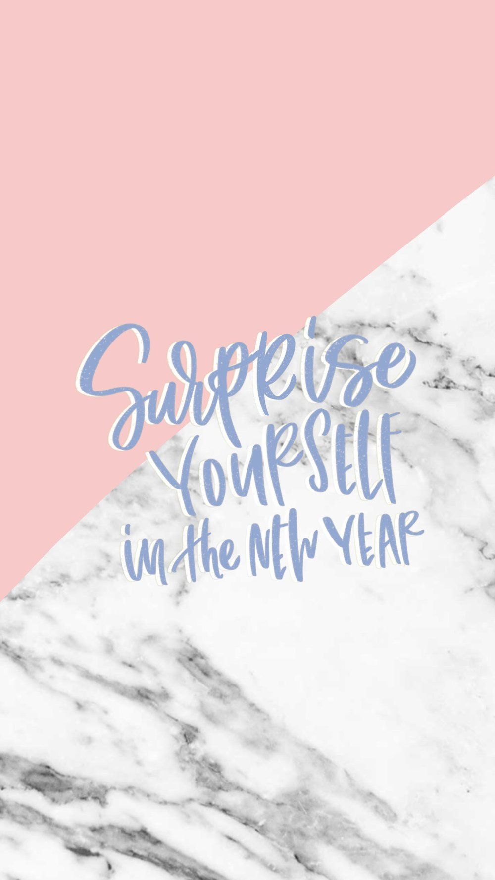 Phone Download Surprise Yourself New year resolution