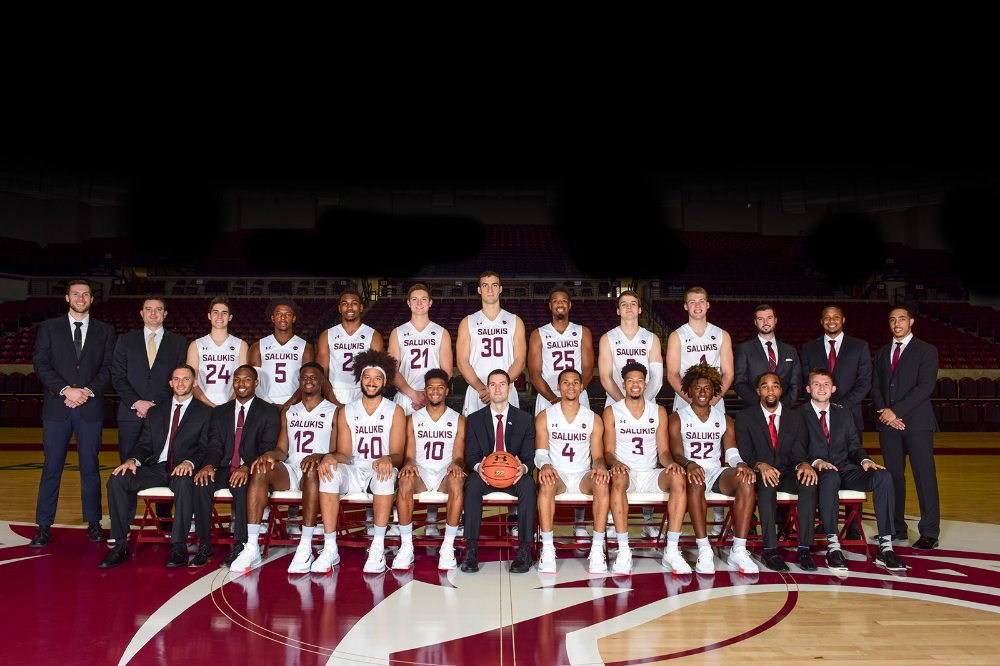201920 Men's Basketball Roster Southern Illinois