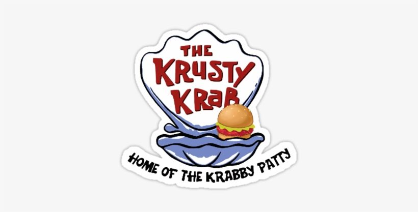 Download Krusty Krab Logo Png Png Image For Free Search More High Quality Free Transparent Png Images On Pngkey Com And Share It Png Logos Spongebob Mr Krabs