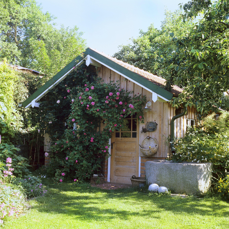 Schwarzbau im Garten Die wichtigsten Urteile (mit Bildern