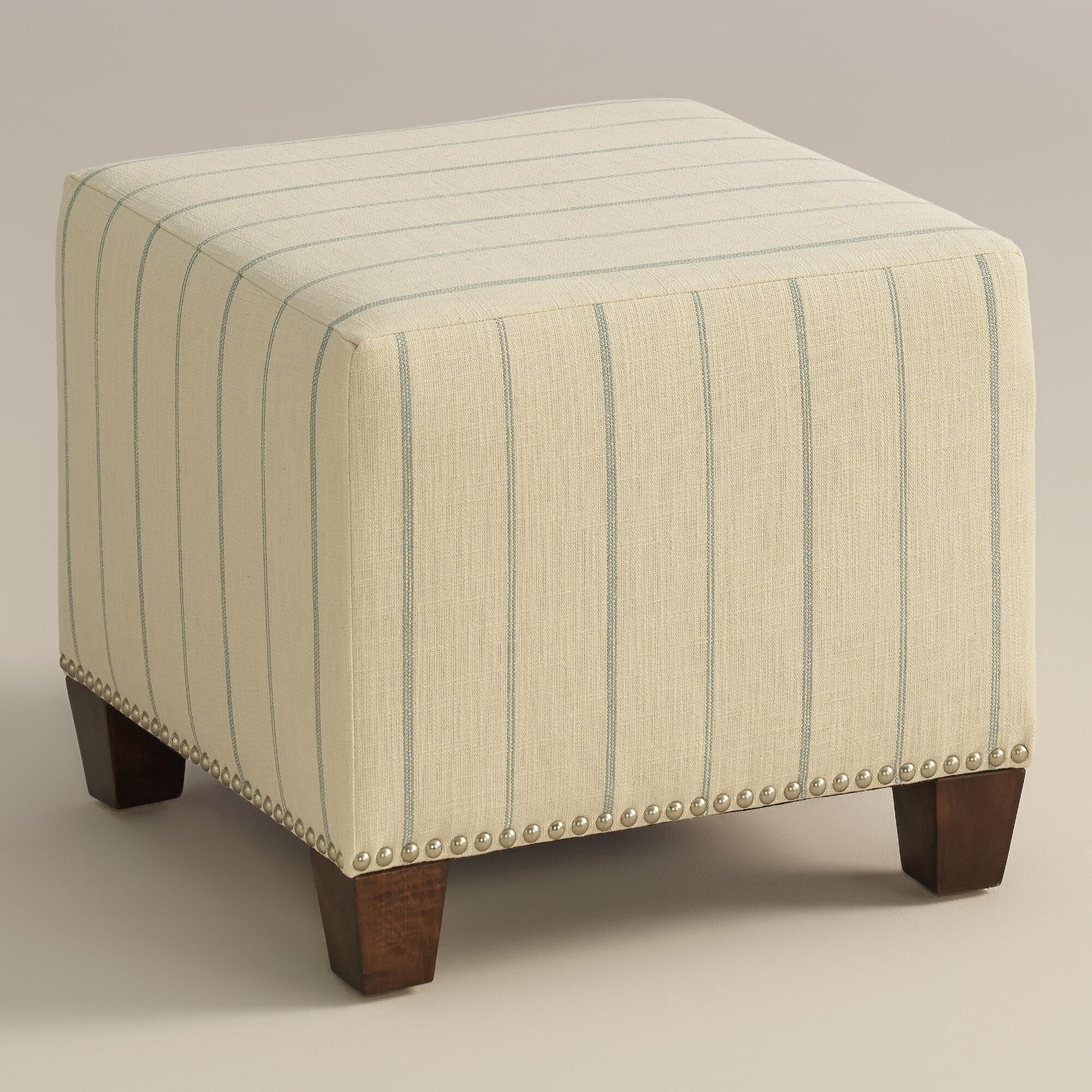 ottoman for living room%0A Sky Fritz McKenzie Upholsetered Ottoman  Ottoman BenchLiving Room