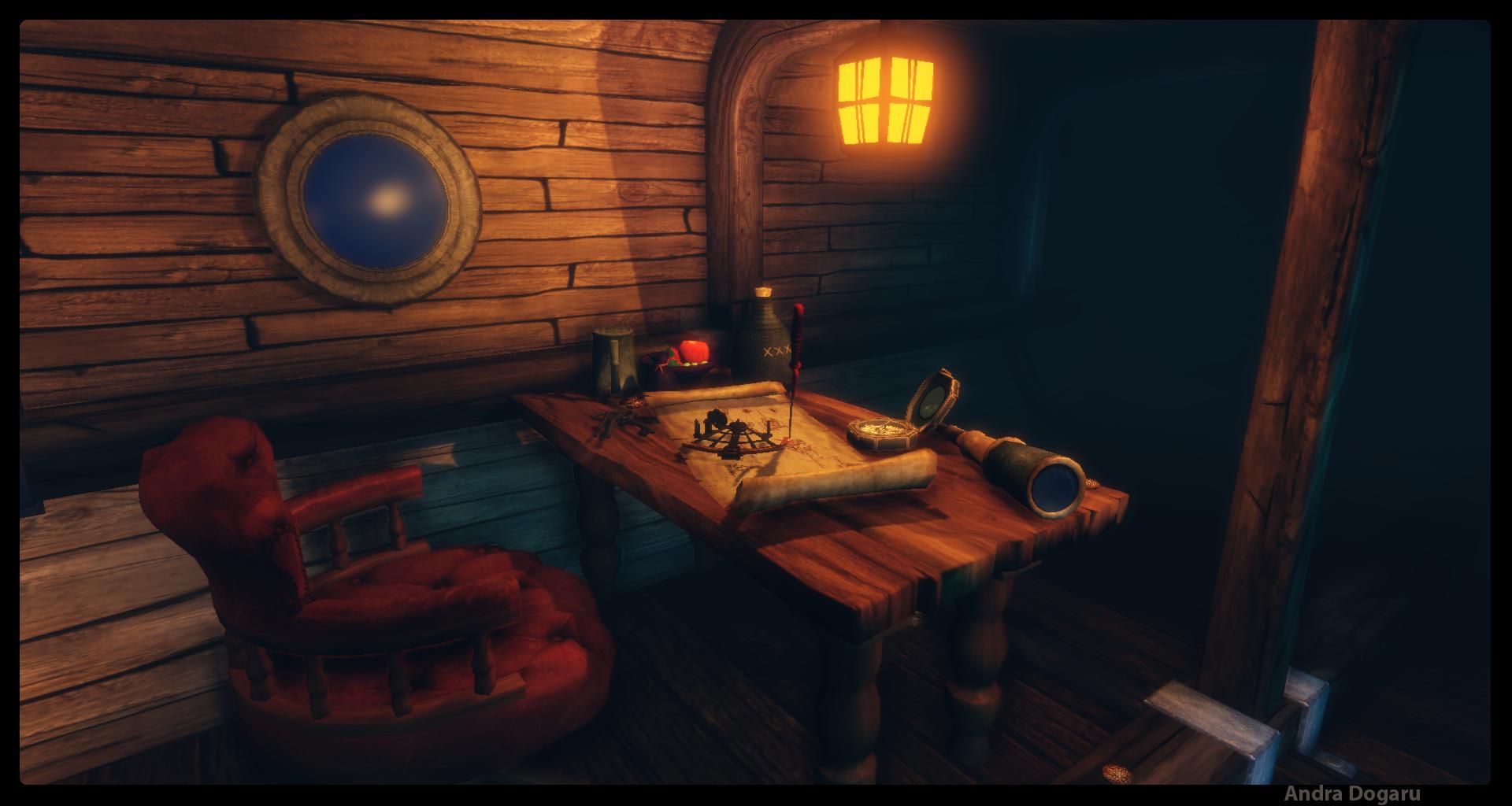 pirate ship interior image google search dining room pirates rh pinterest com