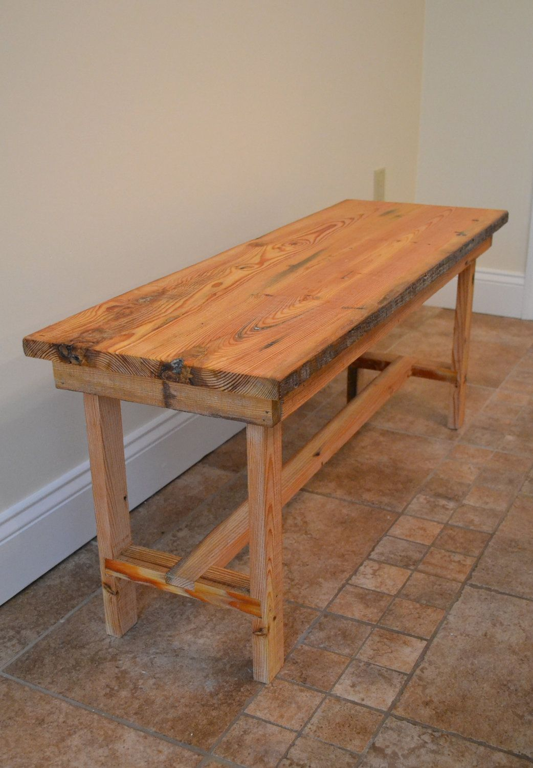 Reclaimed Wood Bench Reclaimed Wood Furniture Free