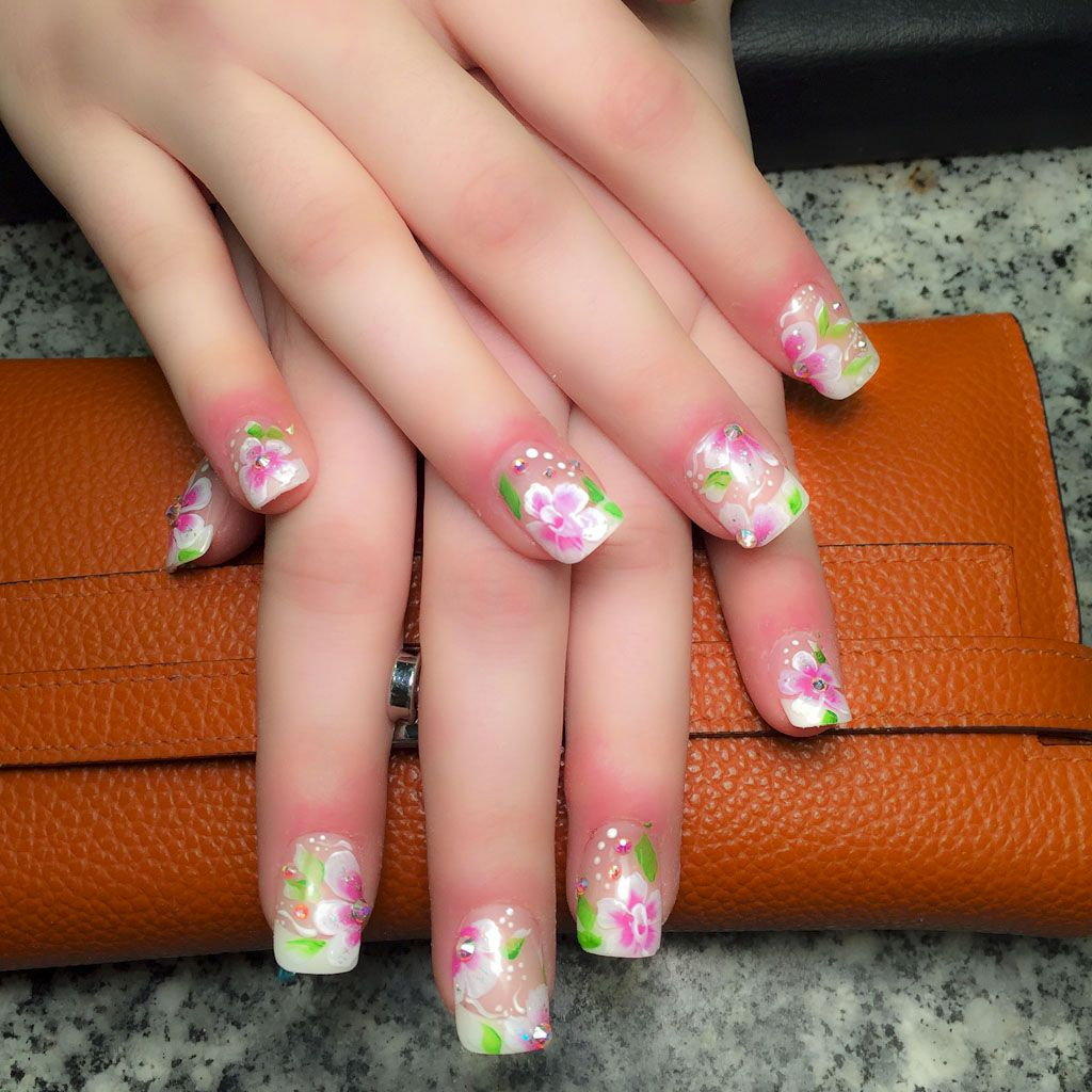 #nail Design From Lucy
