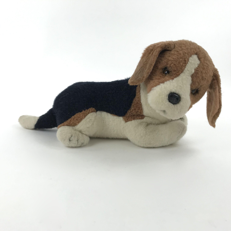1986 Avanti Applause Puppy Dog Plush Stuffed Animal Designed Etsy Plush Stuffed Animals Dogs And Puppies Brown Dog [ 3000 x 3000 Pixel ]
