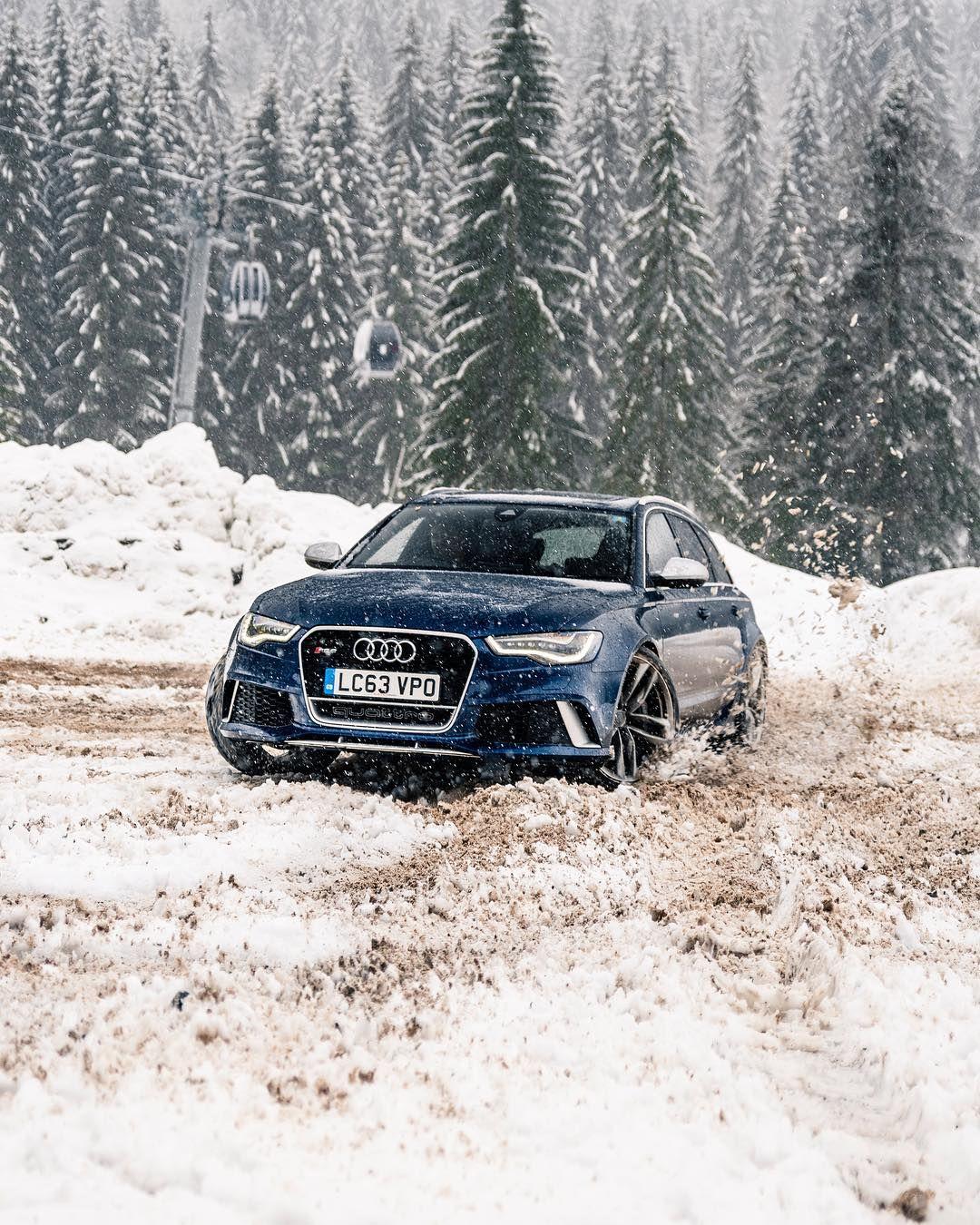 Alex Babington On Instagram The Ultimate Winter Beater Lathouras P Audi Rs6 Audi Cars Winter Car Audi Rs6