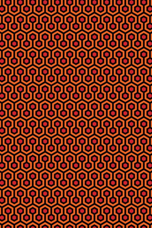 Overlook Hotel Carpet The Shining Ipad Case Skin By Texterns