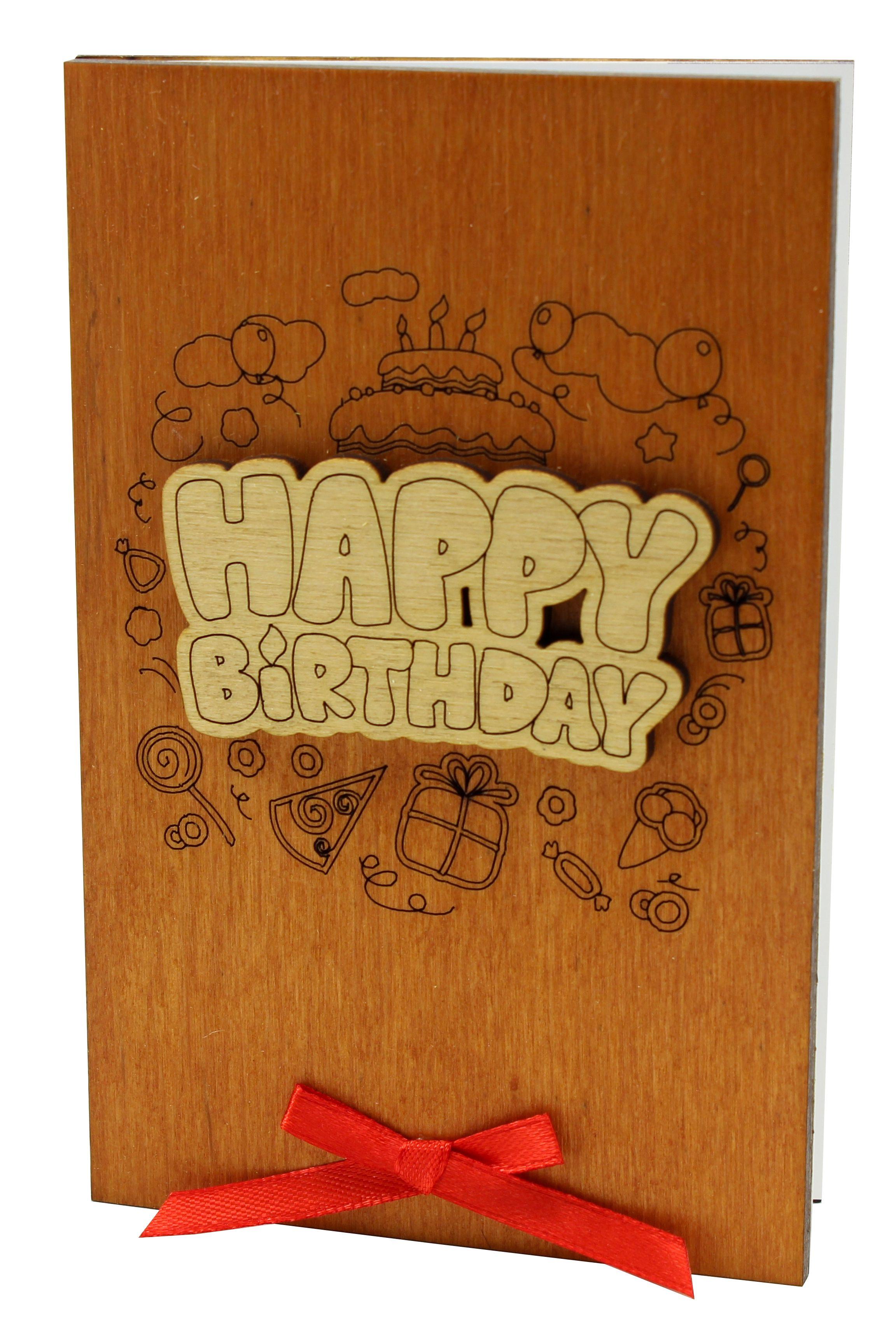 Happy birthday card birthday gifts funny birthday cards wood happy birthday card birthday gifts funny birthday cards wood work birthday cards bookmarktalkfo Choice Image