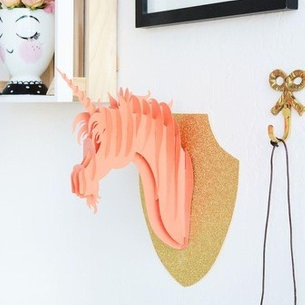 DIY 3D Unicorn from Cricut Design Space | Cricut | Cricut