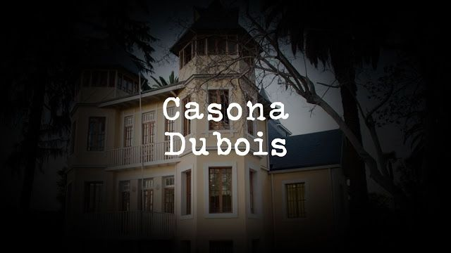 Casona Dubois - La casa embrujada de Quinta Normal | Santiago - Chile |  Embrujadas, Casas embrujadas, Santiago de chile
