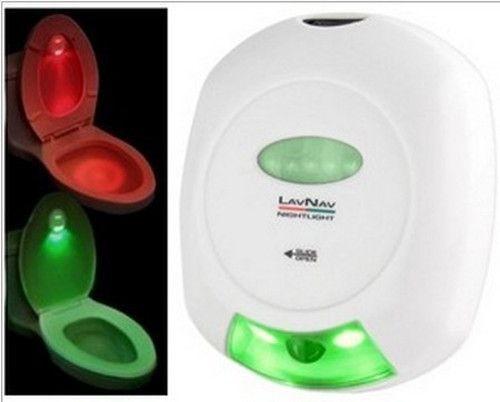 LED Sensor Bewegung aktiviert WC Beleuchtung Badezimmer Flush - led lampen für badezimmer