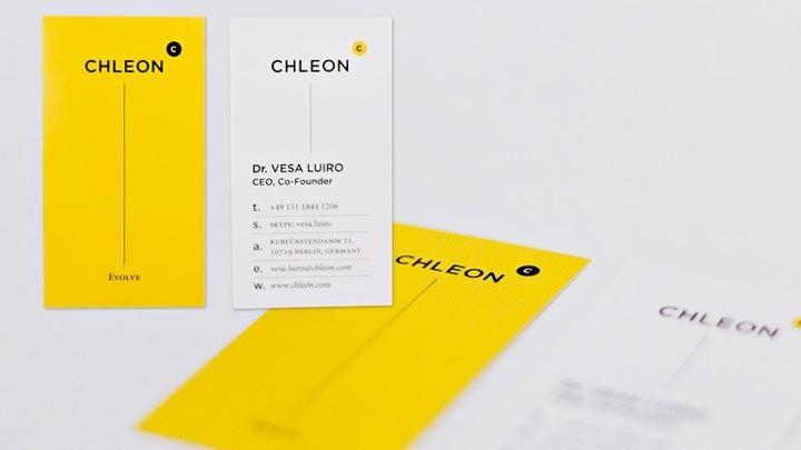 Chleon Automotive – Identity