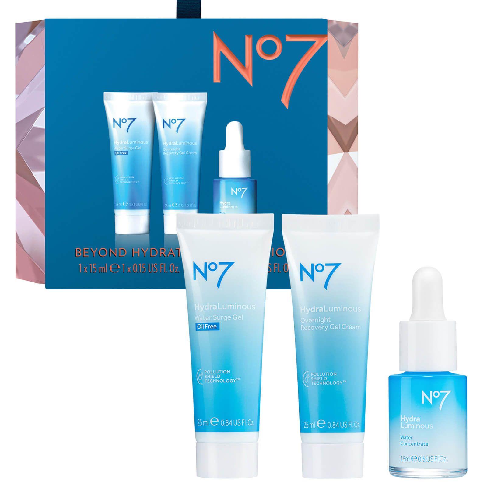 Hydraluminous Overnight Recovery Gel Cream Dull Skin Natural Glow