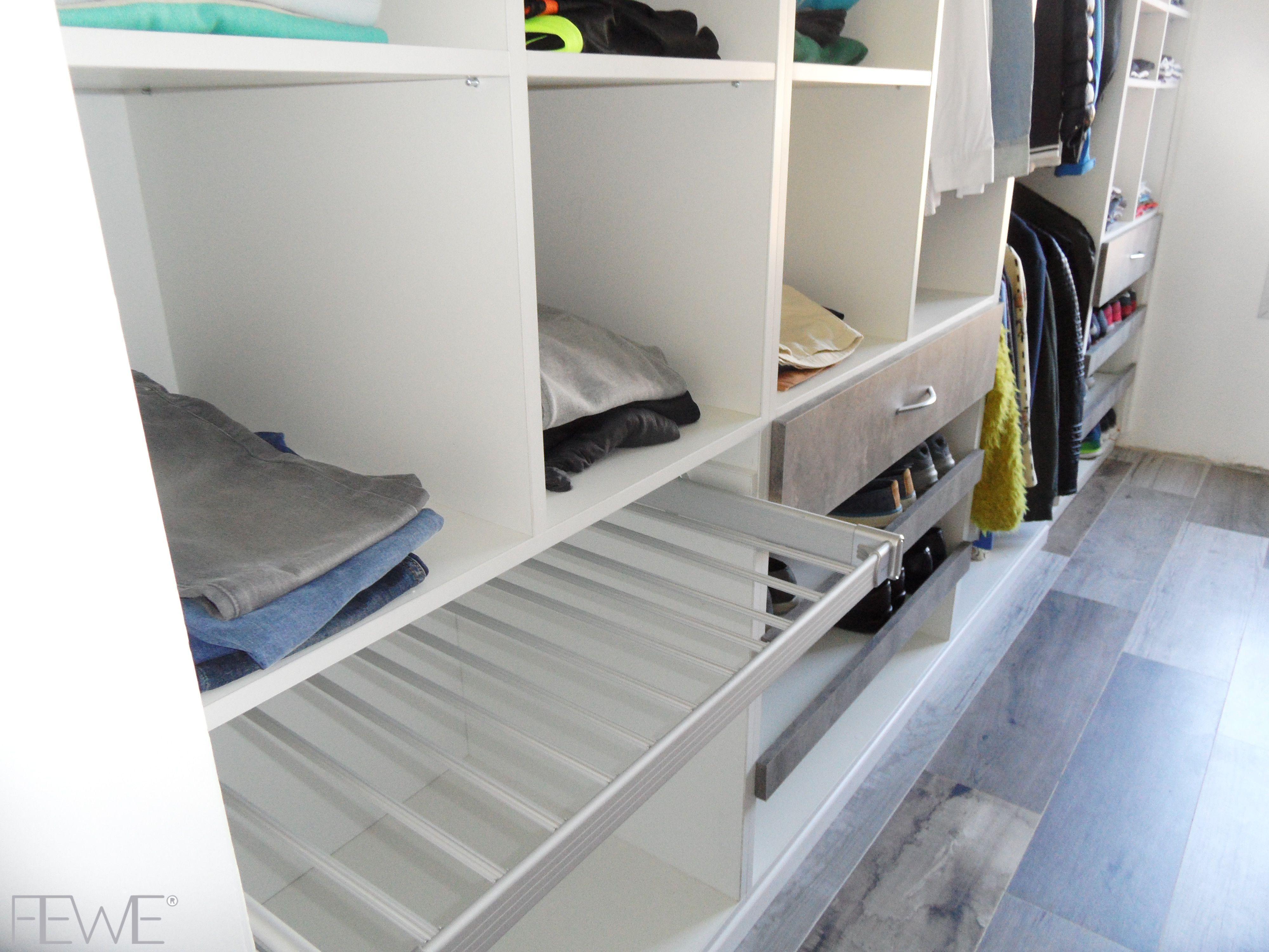 Modulo Para Vestidor Con Pantalonero En 2019 Vestidor