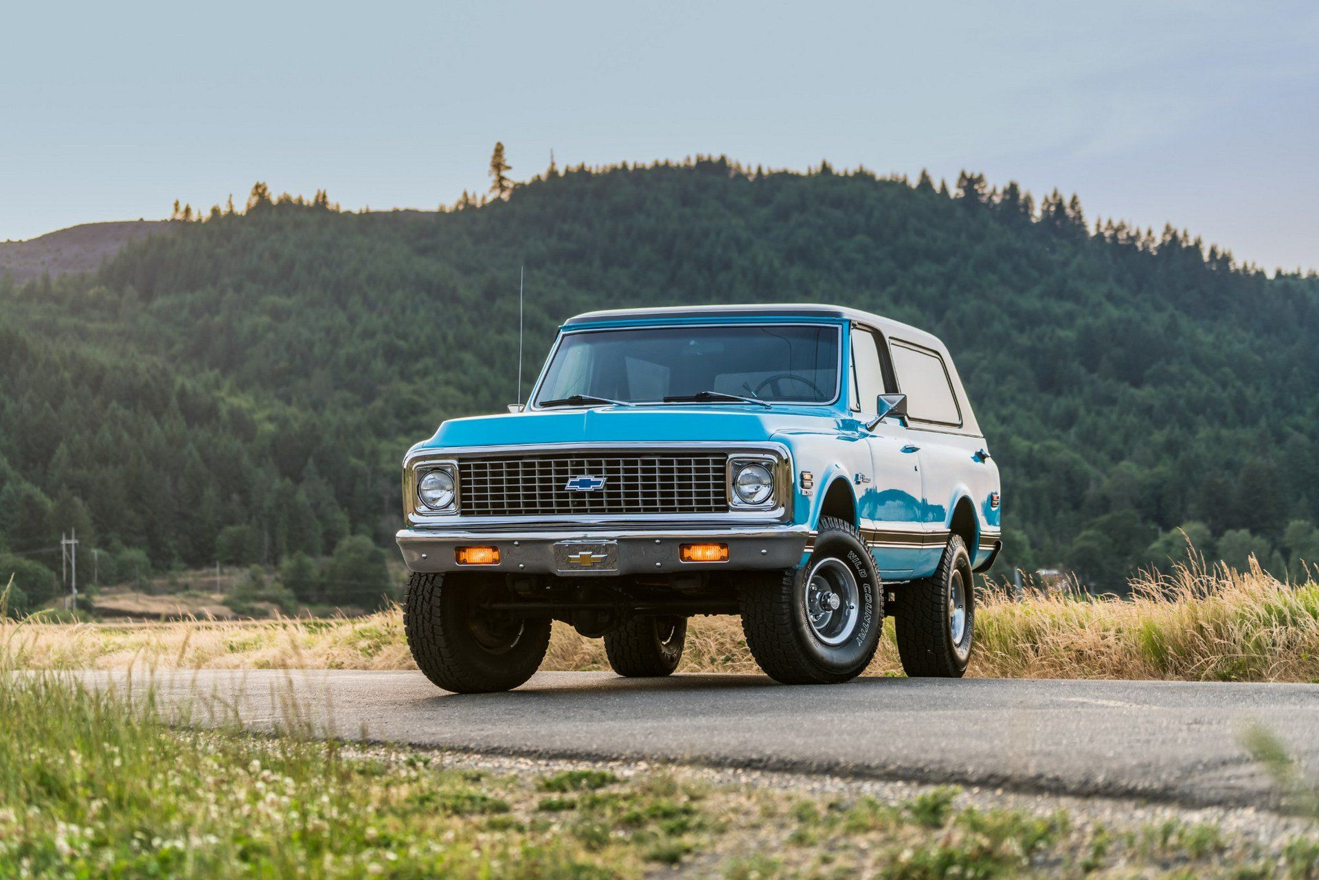 Not A Fan Of The 2019 Chevrolet Blazer This 1972 K5 Might Be Up