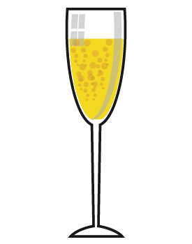 Champagne Glass Clipart Free Clipart Best Clipart Best Clip Art Glass Free Clip Art