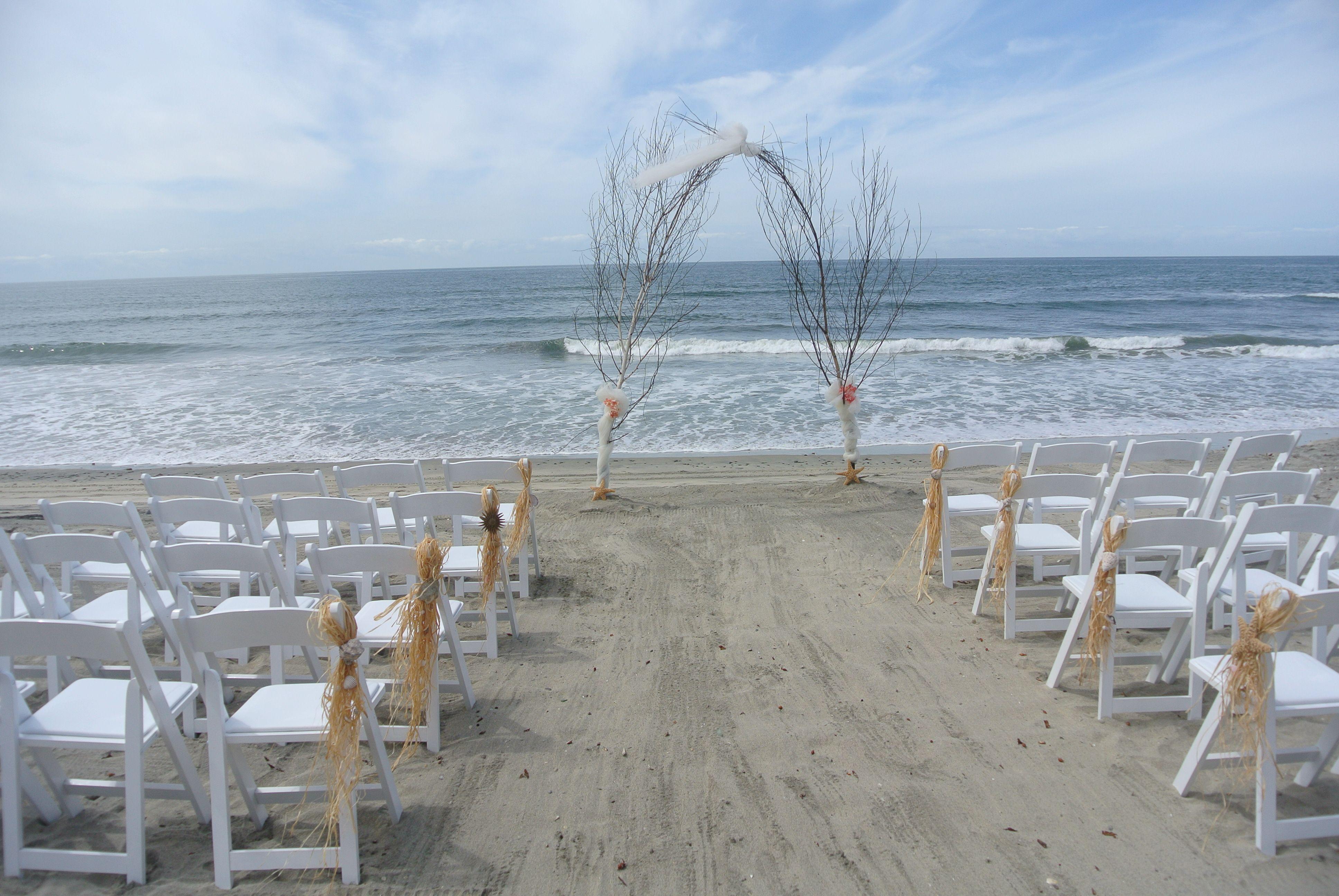 small beach wedding ceremony ideas%0A Beach wedding in San Diego Get married in Oceanside  San Diego  California   http