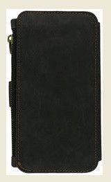 Luxury Coach Series Flip Wallet Case for Samsung Galaxy S7 Edge
