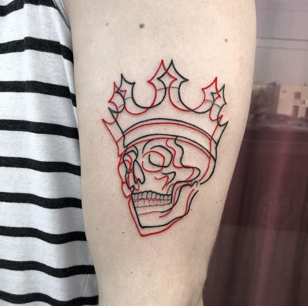 Photo of 38 Comfy Crown Tattoos Ideas Youll Need To See