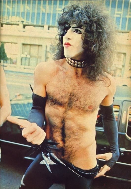 Paul Stanley Paul Stanley, Gene Simmons, Rock And Roll Bands, Rock Bands,