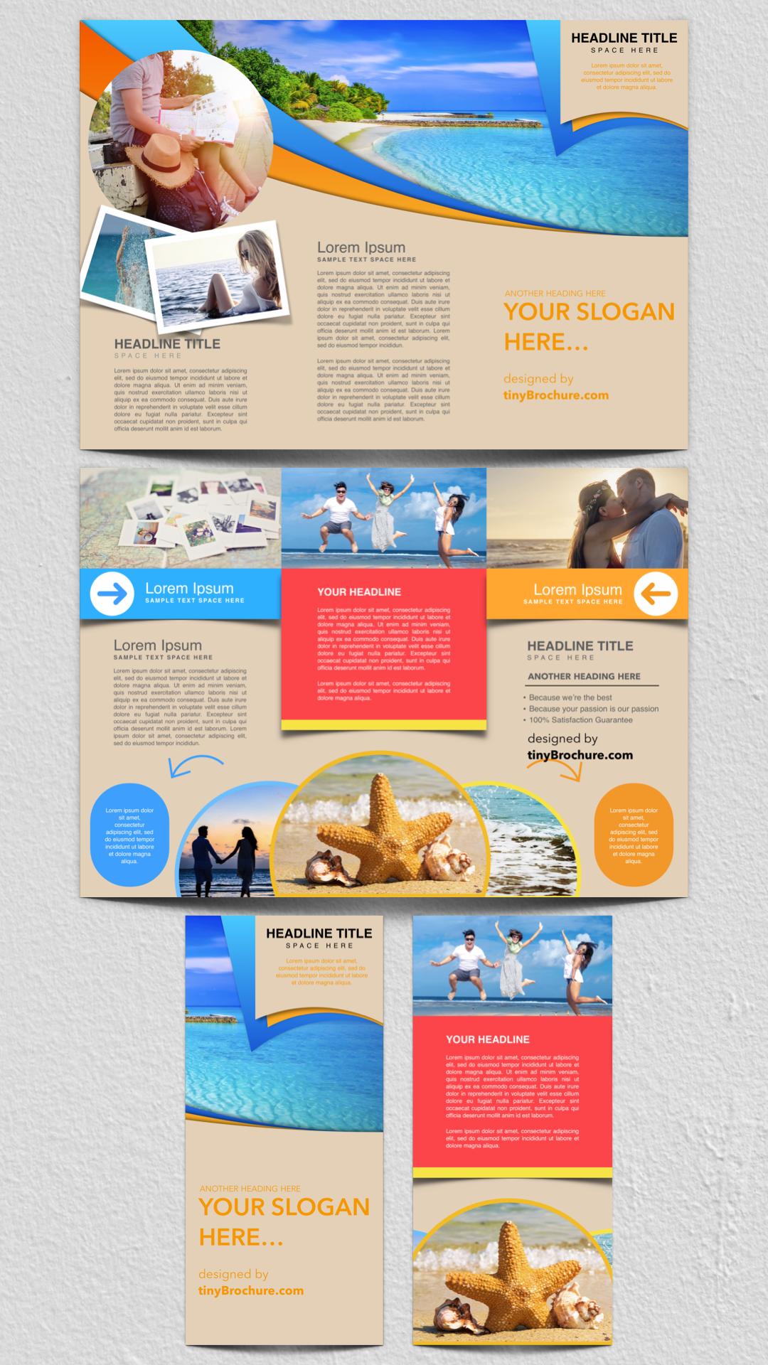 Travel Brochure Template Google Docs Travel Brochure Design Tourism Brochure Travel Brochure