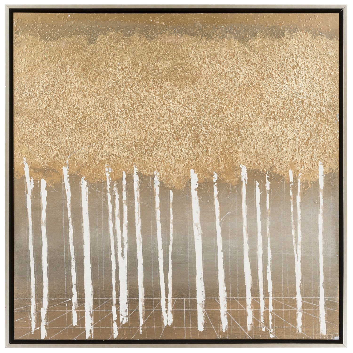 Enchanting Palecek Birch Forest Wall Decor Model - The Wall Art ...