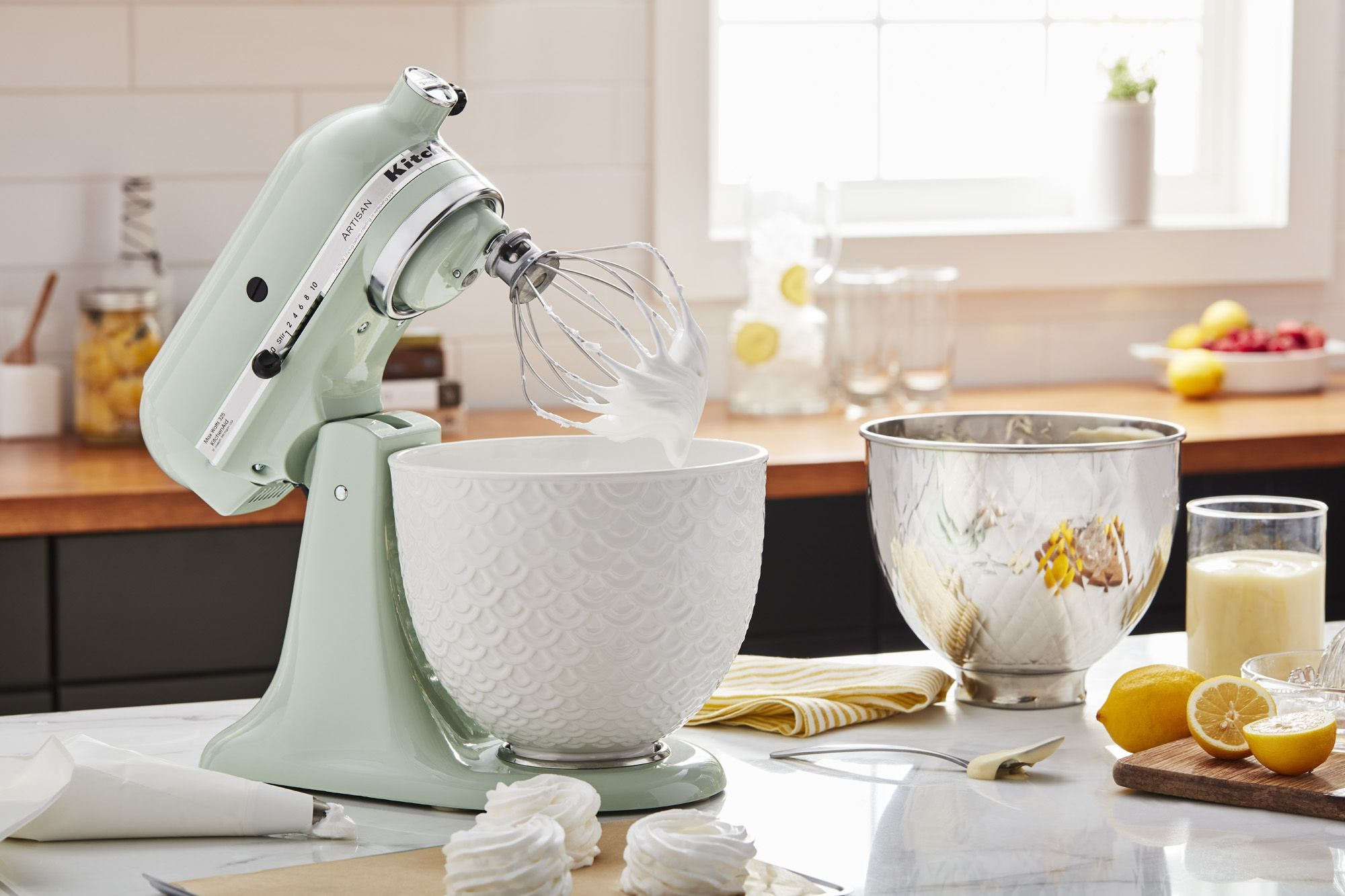 Kitchenaid now offers customized stand mixers and theyre