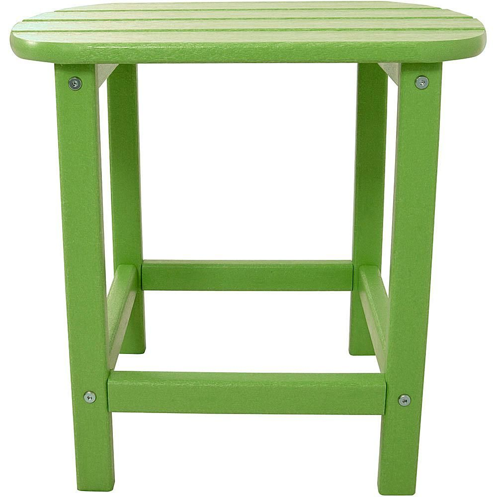 Hanover All Weather Side Table Lime