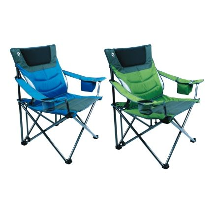 Westfield Outdoors Padded Arm Chair W Lumbar Set Of 2 Sport And Beach Chairs Ace Hardware