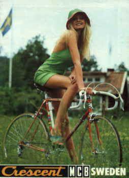 Crescent bikes - Sweden