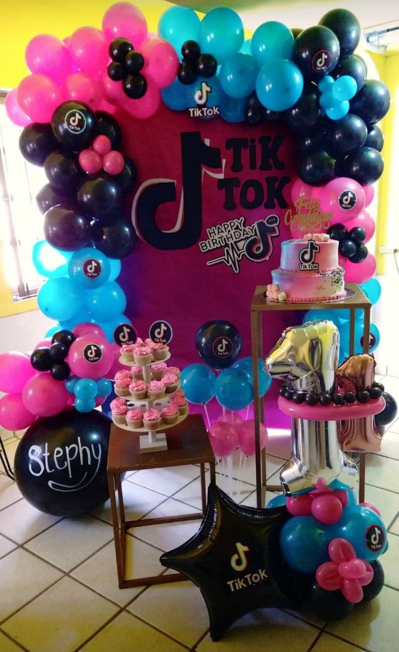 Pin By Jacquelinne Castro On Decoraciones Girls Birthday Party Themes Kids Party Decorations Diy Party Favors